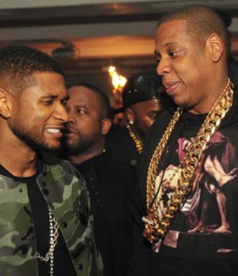 Jay-Z Rocking Satan F**king Jesus Shirt